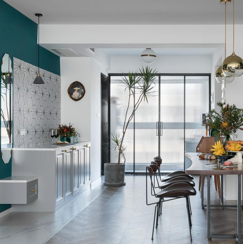 120平现代风格公寓设计