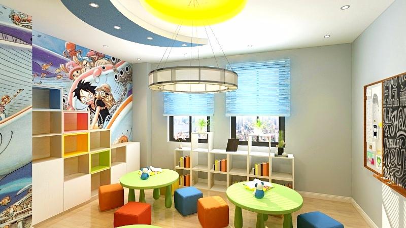 幼儿教育机构,给孩子舒服的教育环境